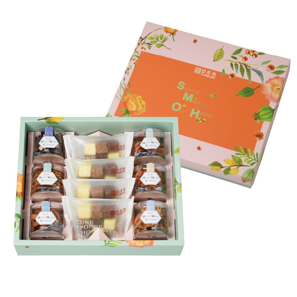 花漾綜合餅乾10入禮盒A