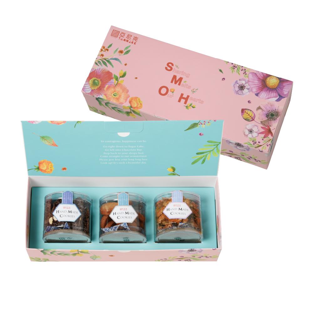 花漾餅乾3入禮盒