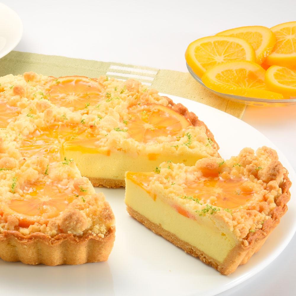 橙香起司酥菠蘿【隨享卡好康】