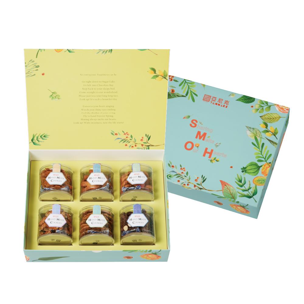 花漾餅乾6入禮盒