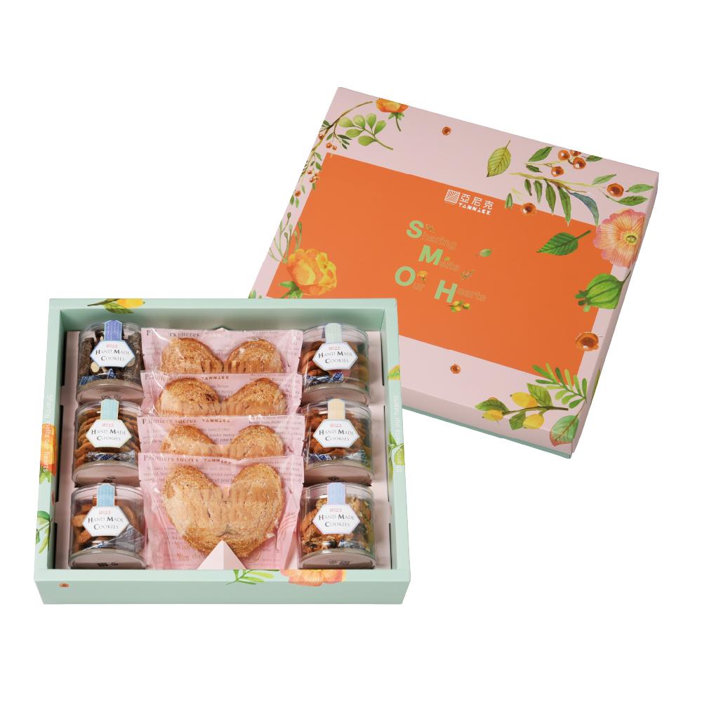 花漾綜合餅乾10入禮盒B