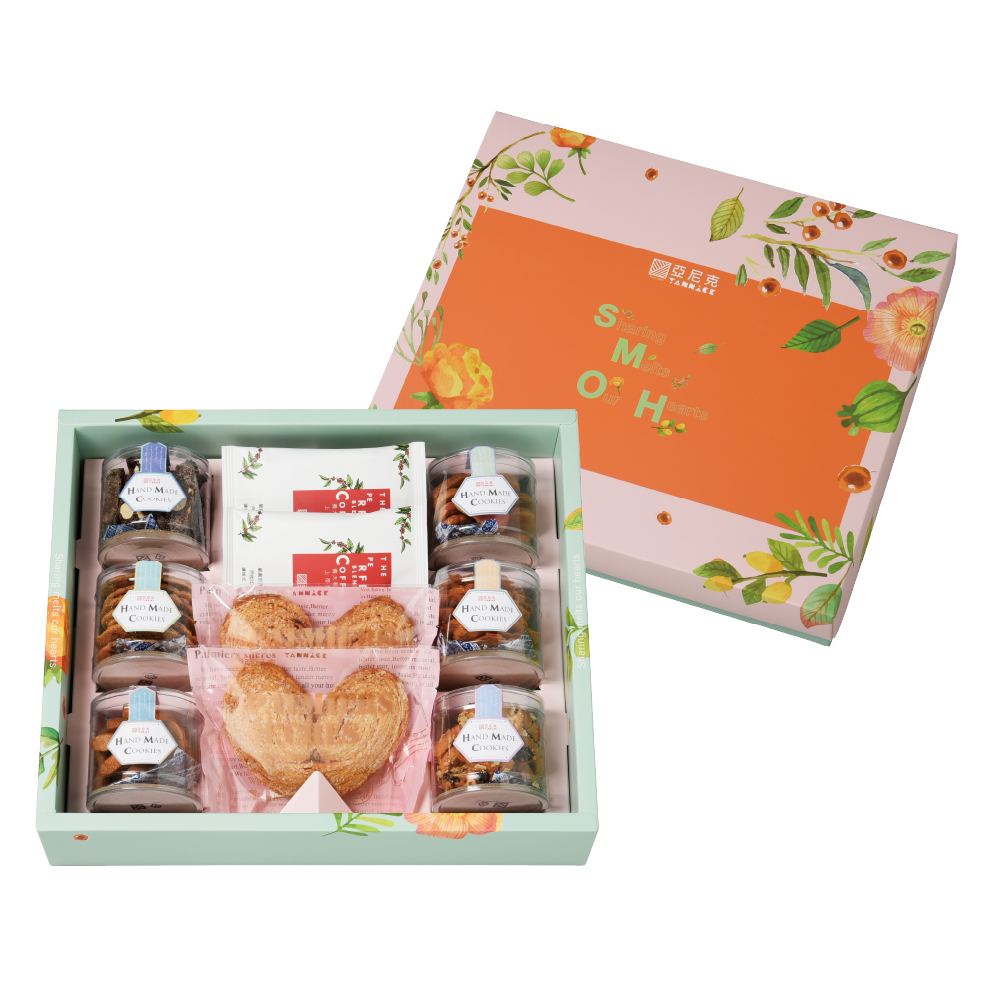 花漾午茶10入禮盒B