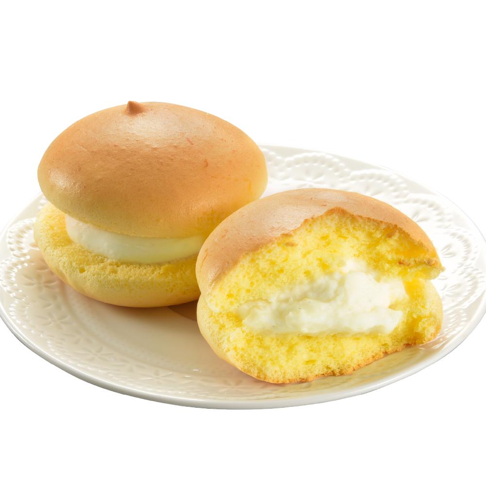 北海道泡芙蛋糕-香草