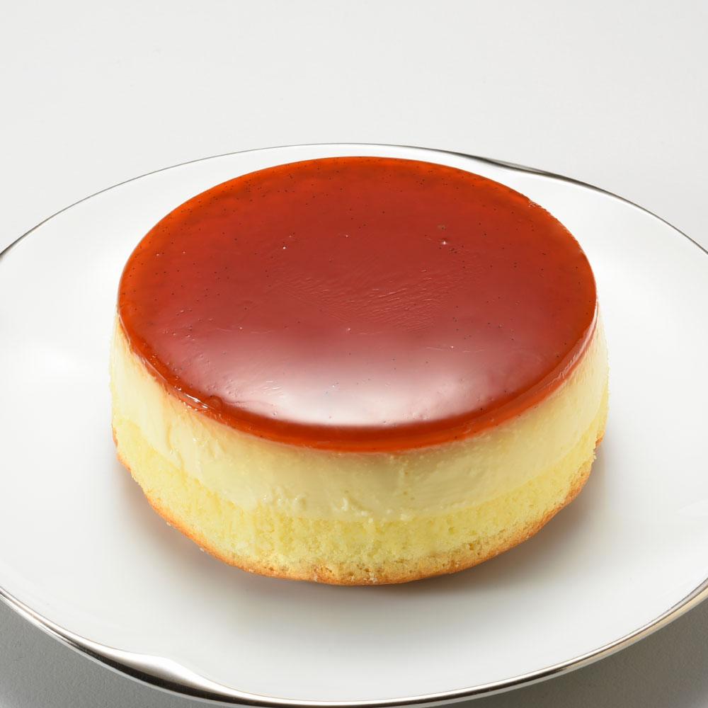 焦糖布丁疊糕糕