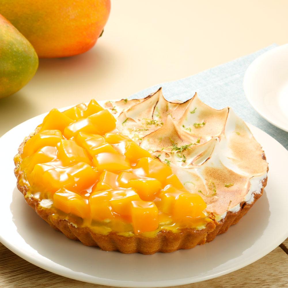 鮮芒檸檬雙享派